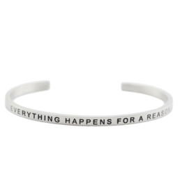 everything happens for a reason-silver